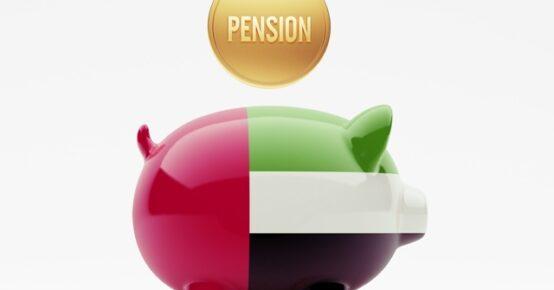 United Arab Emirates Pension Concept